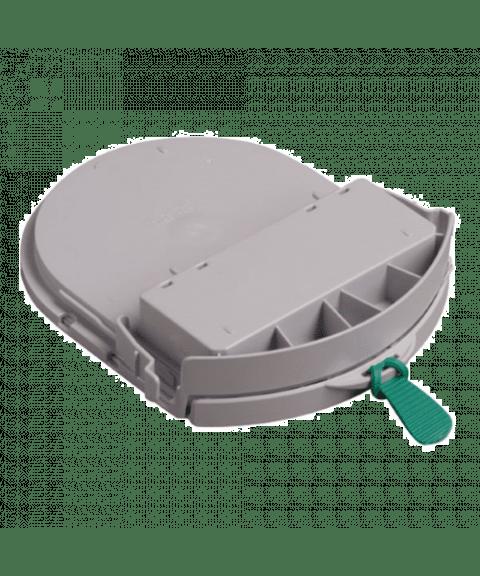 Batteri med elektroder (voksen) til HeartSine, PAD 350
