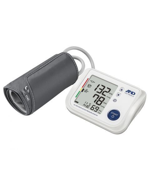 AND UA-1020 profesjonell blodtrykksmåler, automatisk