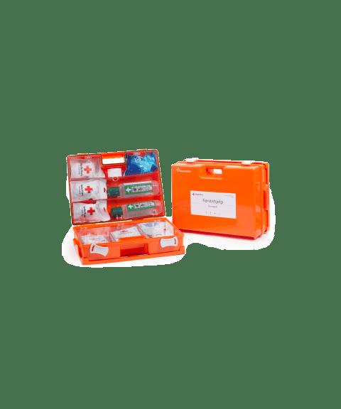 Røde kors førstehjelpskoffert - komplett