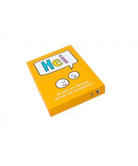 Hei – Et spill om følelser, tanker og situasjoner (Winsnes/Olsen)