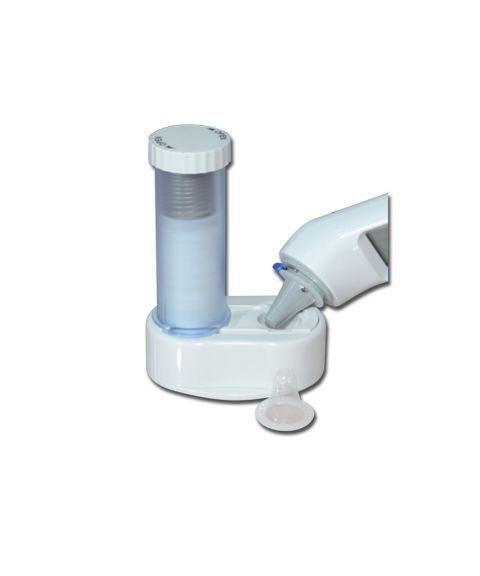 Dispenser for engangshetter (inkl. 40 hetter) til Pro øretermometer