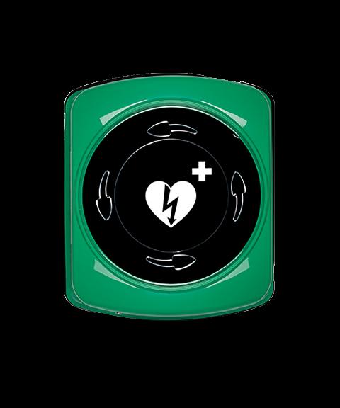 RotaidSwift skap til hjertestarter