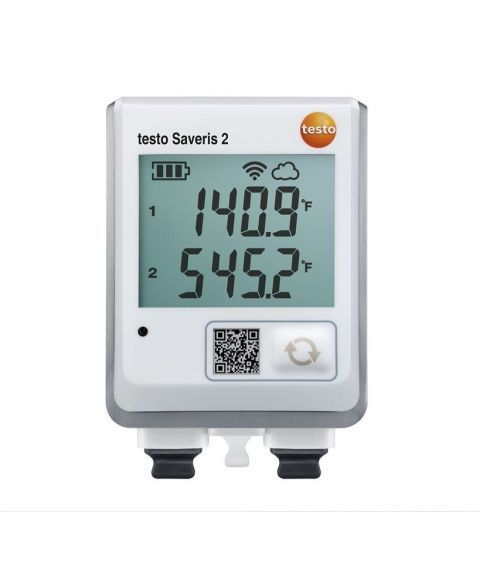 Testo temperaturvarsler (pakkepris)