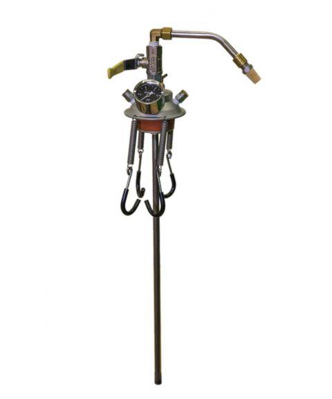 Brymill tappeventil for oppbevaringstank (20L til 50L), fyller flere enheter om gangen